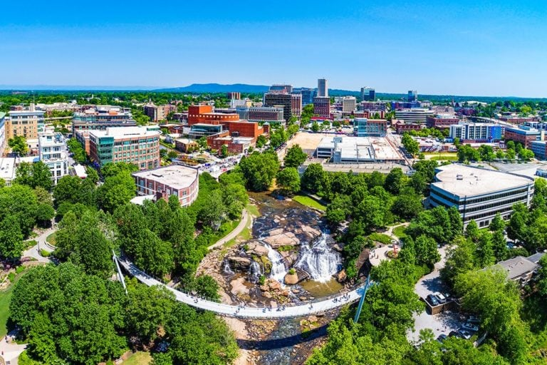 Downtown Greenville Continues to Grow | Parker Group