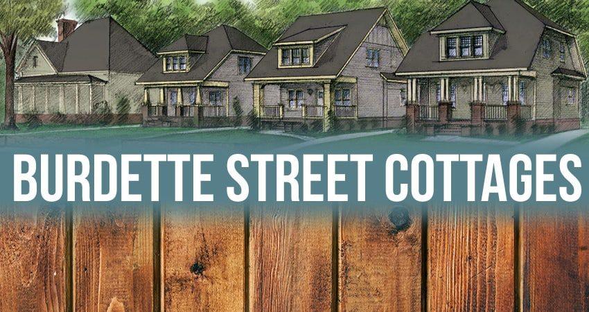 Burdette Cottages: Live Here