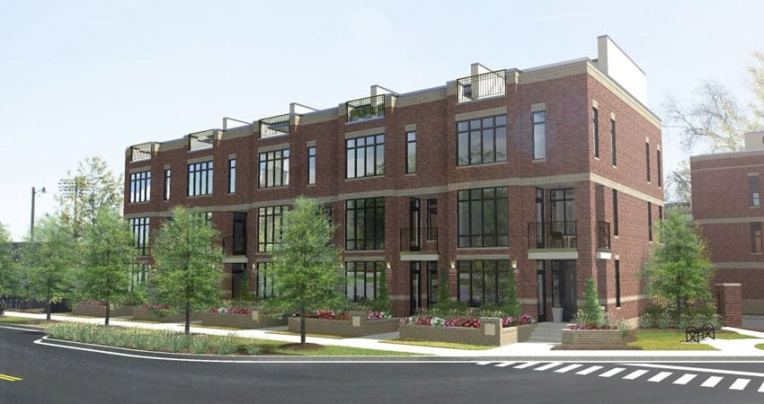 M West on South Main | The Parker Group