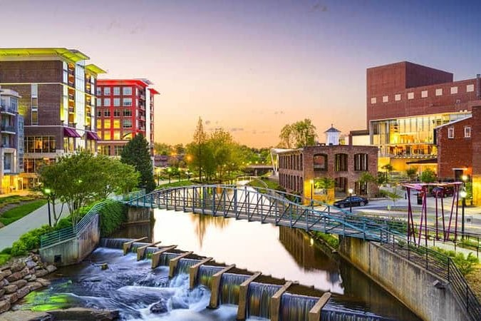 Make Greenville, SC Your New Home - The Parker Group