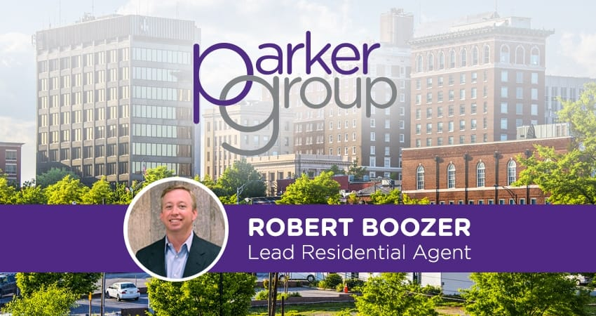 Get to Know The Parker Group: Robert Boozer | The Parker Group