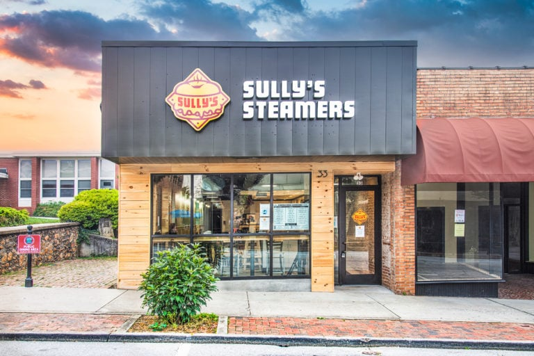 sully's steamers storefront
