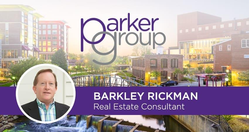 New Agent Announcement: Barkley Rickman | The Parker Group