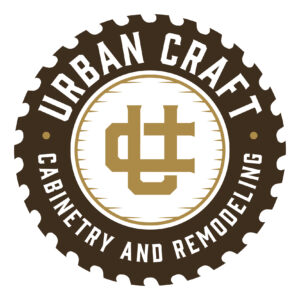 urban craft cabinetry and remodeling logo