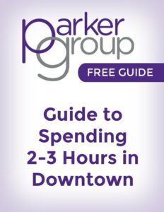 guide to spending 2-3 hours in downtown