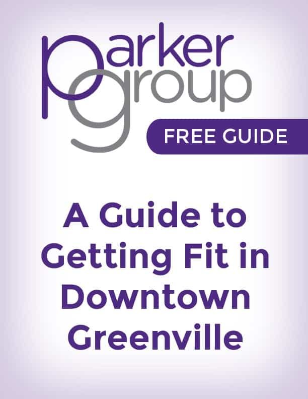 Free Guide: Get Fit Greenville | The Parker Group