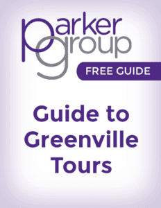 guide to greenville tours
