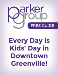 every day is kids' day in downtown greenville